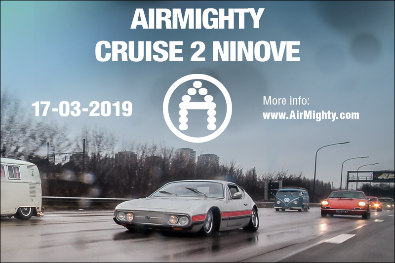 Event: AirMighty Cruise 2 Ninove 2019