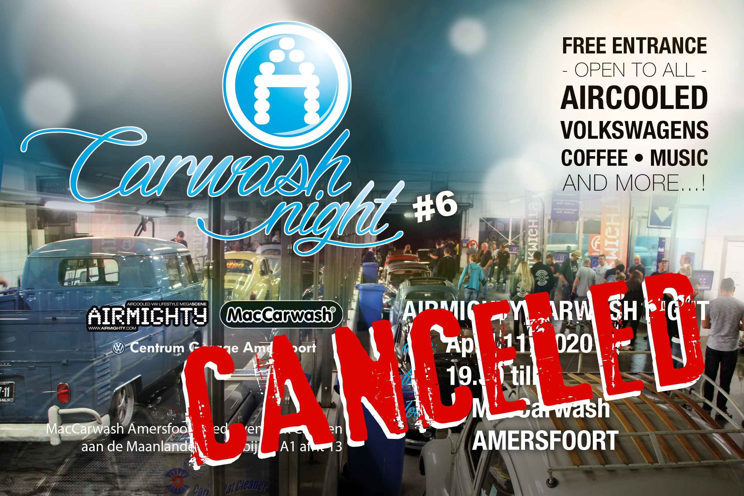 AirMighty Carwash Night #6