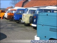 VCT2 Meeting, VW Bus Brothers 2006
