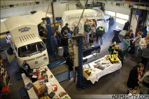 VCT2 & VW Bus Brothers Open-House
